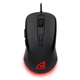 SIGNO MOUSE GAMING GM-920 BLACK