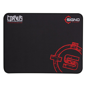 Signo Mouse Pad Corvus Mt-310S ( Black )