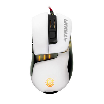 NEOLUTION E-SPORT GAMING GEAR MOUSE A SERIES ATRIUM WHITE