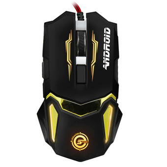 NEOLUTION E-SPORT GAMING GEAR MOUSE A SERIES ANDROID BLACK