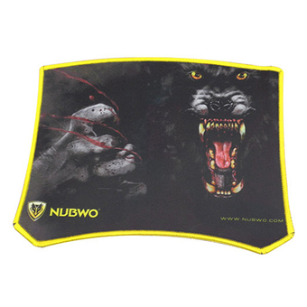 NUBWO MOUSE PAD NP002Y (YELLOW)