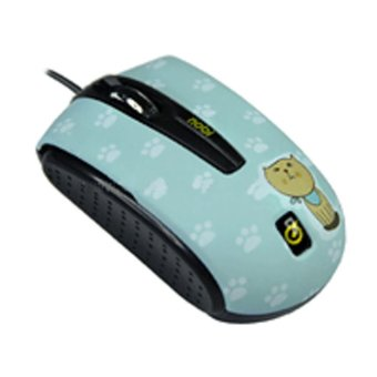 Nobi Mouse Optical รุ่น NM51 - Blue