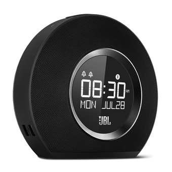 JBL Bluetooth clock radio speaker รุ่น Horizon (Black)
