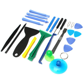25 pcs Repair Open Pry Tools Set Kit Mobile Phone Disassemble Tool For Cellphone
