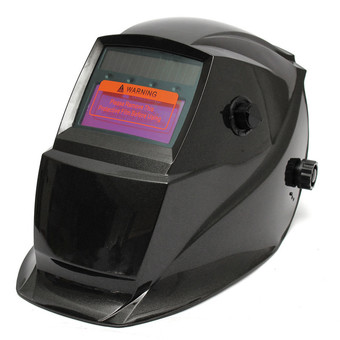 Big View Area Solar Automatic Darkening Welding Helmet Mask For Arc Mig Tig Weld - Intl