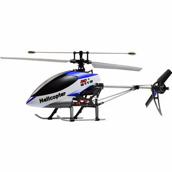 Double Horse 9116 RC Helicopter 4ch เฮลิคอปเตอร์บังคับวิทยุ 2.4ghz - สีน้ำเงิน