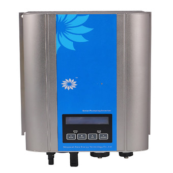 Three phase inverter for solar water pump