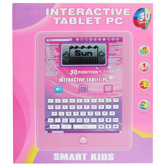 Play Us New Tablet 30 Functions - Pink