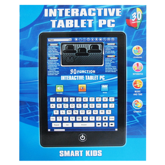 Play Us New Tablet 30 Functions - Black