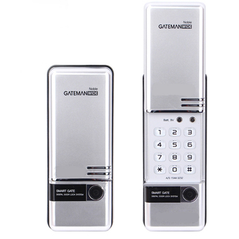 ASSA ABLOY Gateman Noble Digital Door Lock Produced in Korea RIM Keyless Keypad