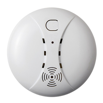 Wireless Smoke fire Detector Smoke Alarm White
