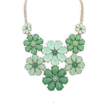 MoNo Lucky Blessed Fashion Statement Necklace Jewellery (Intl)