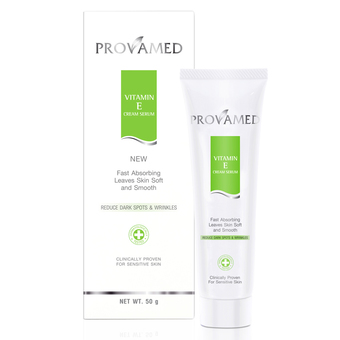 Provamed Vitamin E cream Serum - 50 g.