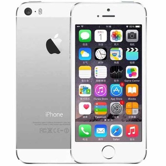 apple iphone5s 16GB WHITE 5s (Free Screen Protector&Case)