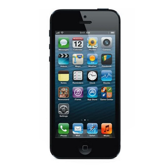 REFURBISHED Apple iPhone 5 - 16GB (Black)
