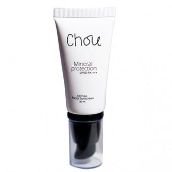 Chou oil free sunscreen (Physical sunscreen) 30ml