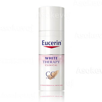 Eucerin White Therapy CC Cream 50ml ยูเซอริน