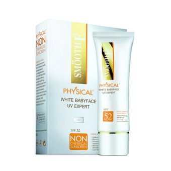 Smooth-E Physical White Babyface UV Expert 15 กรัม