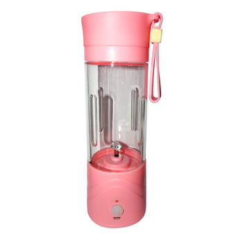 iBettalet Juice Cup Model NG-01 Portable and Rechargeable Battery juice Blender(Pink)