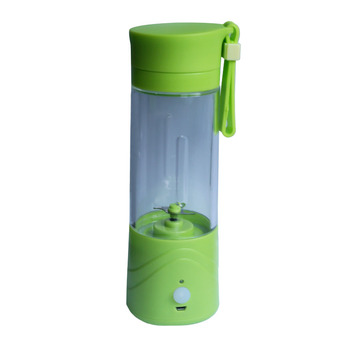 Startup Juice Cup Model : NG-01 Portable and Rechargeable Battery juice Blender(Green)