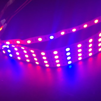 Grow LED Strip Tape Plant Light 4:1 4 Red 1 Blue Aquarium Greenhous
