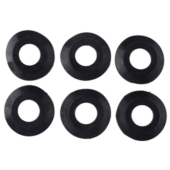 OEM Durable 4 pcs Universal Kayak Drip Rubber Rings -For and Canoe Paddles
