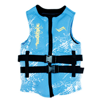 Water Pro Flotation Vest for Adult Water Sport Wakeboard