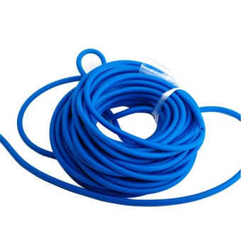 Outdoor Tube Dia 5mm 2.5M Replacement Band for Sling Shot Slings Rubber Blue