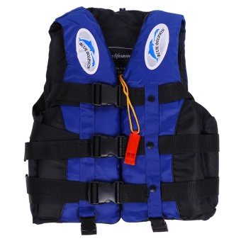 Adult Life Jacket Blue