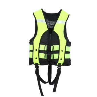 Child Water Sports Vest Swimming Life Jackets (Green) - Intl