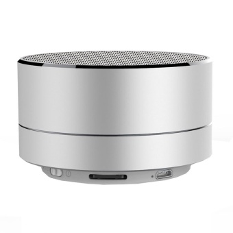 A10 Wireless Bluetooth Portable Speaker Metal Stereo bass (Black) - Intl ร้านค้าดี ราคาถูกสุด - RanCaDee.com