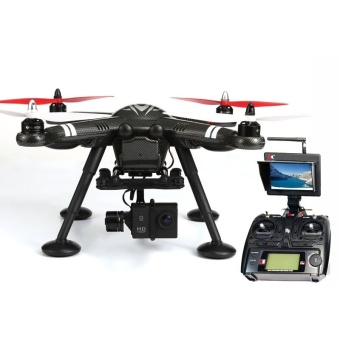 WLtoys GPS Drone WL toy XK X380 พร้อมกล้องFull HD + จอ FPV 5.8Ghz + Gimbal