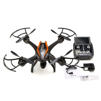 Cheerson CX-35 Drone High Hover Mode 5.8G Camera Video 720P Transmission (สีส้ม)