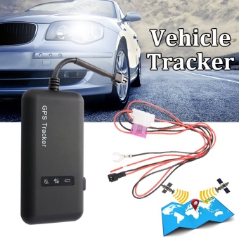 Vehicle Bike Motorcycle Car GPS/GSM/GPRS Real-time Tracker Tracking Device AH207 -Intl