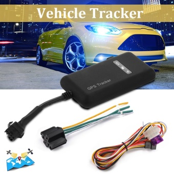 Vehicle Bike Motorcycle Car GPS/GSM/GPRS Real-time Tracker Scooter Device AH208 -Intl