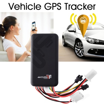 Vehicle Truck Car GSM GPRS GPS Tracker Realtime Tracking Locator Antitheft AH247