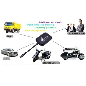 Vehicle Car GPRS GSM GPS Tracker Locator 4 Bands Real Time Tracking Anti-theft ร้านค้าดี ราคาถูกสุด - RanCaDee.com