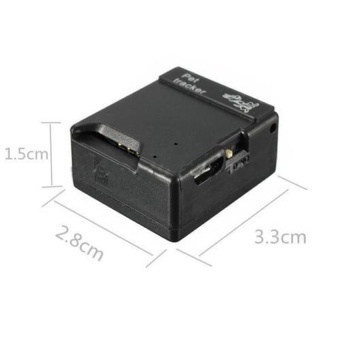Mini GPS Tracker Locator Auto Car Motorcycle Vehicle Real Time GPS/GSM/GPRS