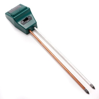 Autoleader 3in1 Garden Soil Moisture Tester Light Test PH Meter for Plant Flower Trees - Intl