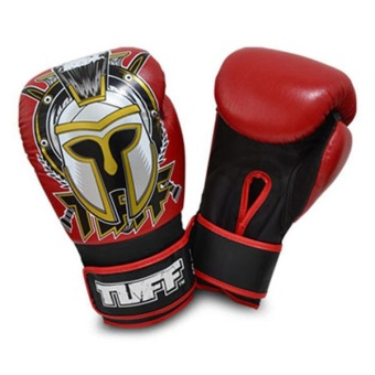Tuff MuayThai Gloves Gladiator - Red