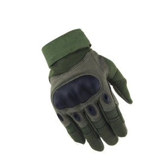 Tactical Gloves Tactical Army Airsolf Shoot Motorcycle Military Full Finger Protective Gloves Men Green