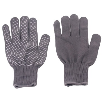 Hanyu Multifunction Professional Protective Gloves Cotton Gloves Grey