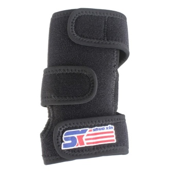 FLYERS 1PCS Sx499 Medical Carpal Tunnel Wrist Brace Support Sprain Forearmsplint Band Strap Black Left Or Right - intl