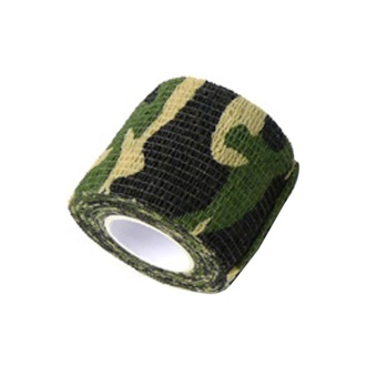 Cool Camping Camo Waterproof Wrap Camouflage Stealth Tape Jungle (Camouflage)