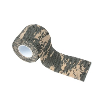 Camping Camo Waterproof Wrap Camouflage Stealth Tape ACU (Camouflage)