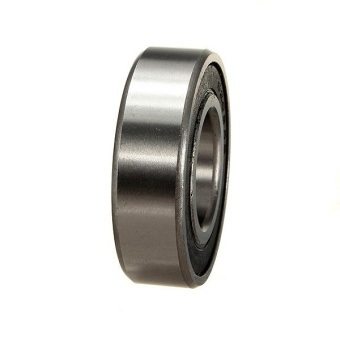 6 Sizes Silver Deep groove ball bearing 6203