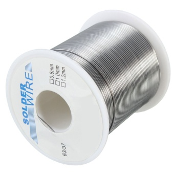 200g 1mm 63/37 Tin Lead Rosin Core Soldering Wire Reel Solder FLUX Welding Tool