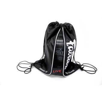 Fairtex Sach Bag (สีดำ)