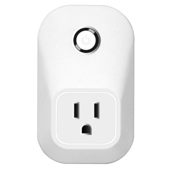 WiFi Wireless Remote Control Timer Switch Smart Power Socket Outlet US Plug