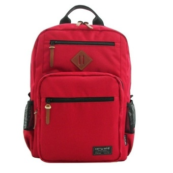 Carry-all school Backpack รุ่น 13725 (Red)(Int: One size)